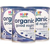 HiPP Organic Good Night Milk Powder - Triple Pack