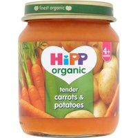 Hipp Organic 4months+ Tender Carrots & Potato