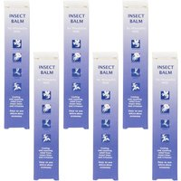 Insect Balm By Mosquito Milk Six Pack