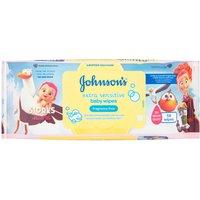 Johnson's Baby Wipes Extra Sensitive