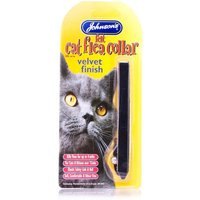 Johnsons Cat Flea Collar Velvet