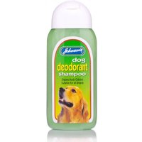 Johnsons Dog Deodorant Shampoo