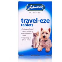 Johnsons Travel-Eze Tablets
