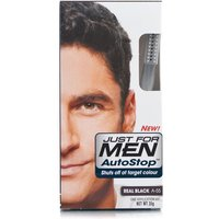Just for Men Autostop Hair Colour - A-55 Real Black