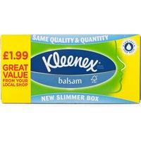 Kleenex Balsam Tissues - 12 Pack