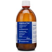 Kolanticon Gel Oral Suspension