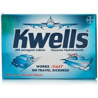 Kwells Travel Sickness Tablets 300mcg