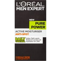 L'Oreal Men Expert Pure Power Active Moisturiser