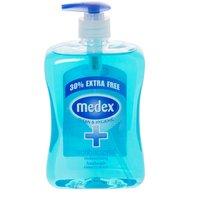 Medex Moisturising Antibacterial Blue Hand Wash