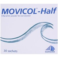 Movicol Half Powder Sachets