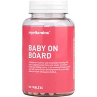 Myvitamins Baby On Board 30 Tablets