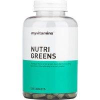 Myvitamins Nutri-Greens 120 Tablets