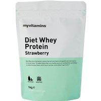MyvitaminsDiet Whey Protein Strawberry