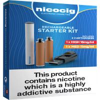 Nicocig Rechargeable Starter Kit