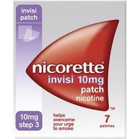 Nicorette Invisi 10mg Patch Step 3