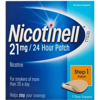 Nicotinell 21mg/24 Hour Patches Step 1