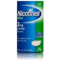 Nicotinell Lozenges Mint 2mg