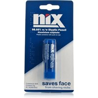 Nix Styptic Pencil Saves Face