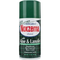 Noxzema Shave With Aloe & Lanolin