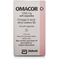 Omacor Capsules 1000mg