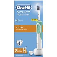 Oral B Vitality Plus 2D Trizone Toothbrush