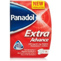 Panadol Extra Advance Tablets Compack