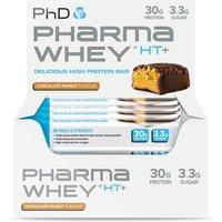 PhD Pharma Whey Bar Choc Peanut