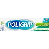 Poligrip Ultra Denture Fixative Cream