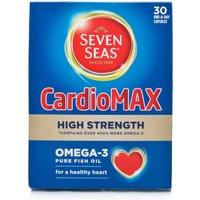 Pulse Cardiomax High Strength Omega-3 Pure Fish Oils