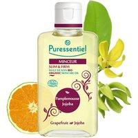 Puressentiel Slim & Firm Organic Skincare Oil 100ml