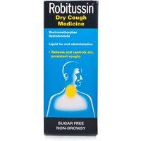 Robitussin Dry Cough Medicine