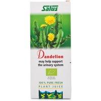 Salus Dandelion Organic Fresh Plant Juice