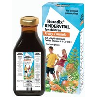 Salus Kindervital Multivitamin Fruity Formula For Children