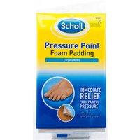 Scholls Pressure Point Foam Padding