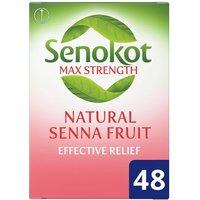 Senokot Max Strength Tablets