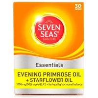 Seven Seas Evening Primrose Oil plus Starflower Oil 1000mg