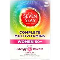 Seven Seas Multivitamin 50+ Women