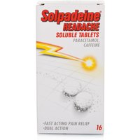Solpadeine Headache Soluble Tablets