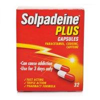 Solpadeine Plus Capsules