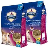 Supadog Greyhound & Lurcher Twin Pack