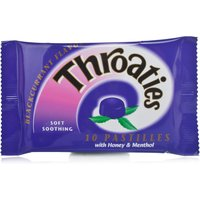 Throaties Pastilles (Blackcurrant)