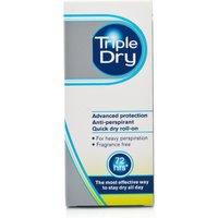 Triple Dry Roll-On