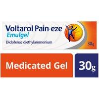 Voltarol Pain-eze Emulgel Pain Relief Gel