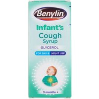 Benylin Infants Cough Syrup Day & Night