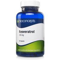 Bioconcepts Resveratol 200mg 60 Capsules