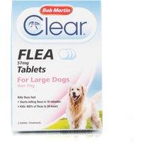 Bob Martin Flea Tablets for Large Dogs Over 11kg
