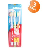 Colgate Extra Clean Toothbrush Trio - Triple Pack