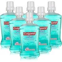 Colgate Plax Soft Mint Mouthwash Travel - 6 Pack
