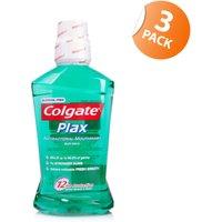 Colgate Plax Soft Mint Mouthwash - Triple Pack