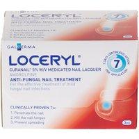 Loceryl Curanail 5% Nail Lacquer Amorolfine Treatment